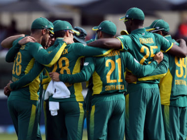 New Zealand vs South Africa first one-day International. AFP