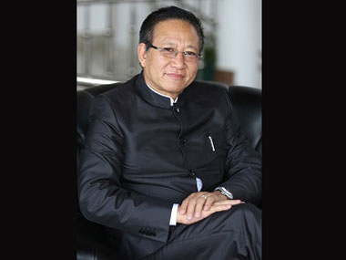 Nagaland chief minister TR Zeliang inducts 18 NPF leaders as parliamentary secretaries