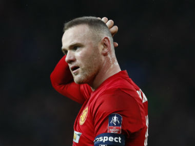 File photo of Wayne Rooney. Reuters