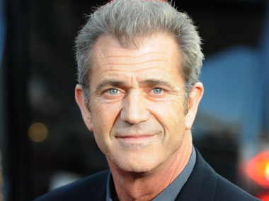 File photo of Mel Gibson