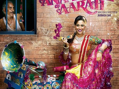 Swara Bhaskar in a still from Anaarkali of Aarah. Twitter