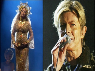 Grammys 2017: Beyonce rules the stage; David Bowie wins all four nominated awards
