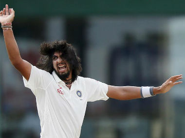 Ishant Sharma will lead India's pace attack against Australia. Reuters