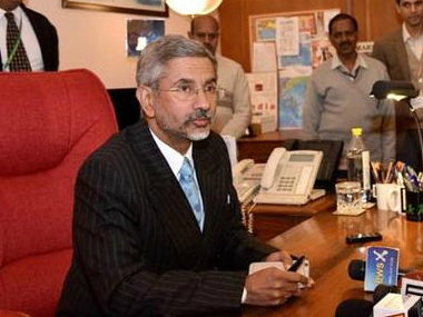 File image of Foreign Secretary S Jaishankar. News18