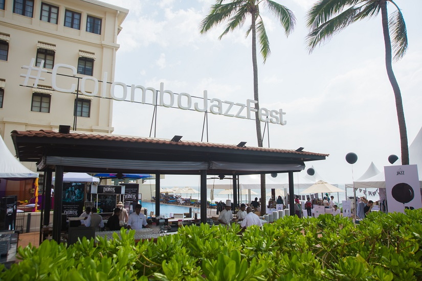 Mercedes Benz Colombo Jazz Festival Second edition of the fest is bigger better