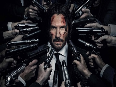 John Wick Chapter 2 movie review Keanu Reevesstarrer offers consistently great action