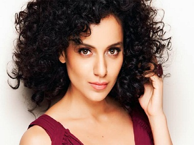 Kangana Ranaut. File photo