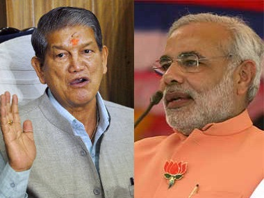 Uttarakhand Election 2017: With campaigning in last phase, a Modi-Harish Rawat face off is on the cards