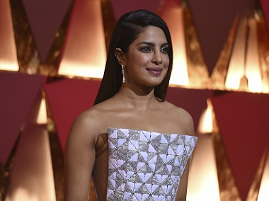 Priyanka Chopra urges Academy to include foreign language films beyond one category