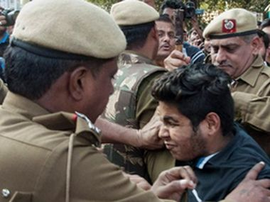 Ramjas College clash Young Gurmehar Kaur had enough but it is a war the Right is not going to win