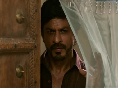 Shah Rukh Khan in a still from Halka Halka. YouTube