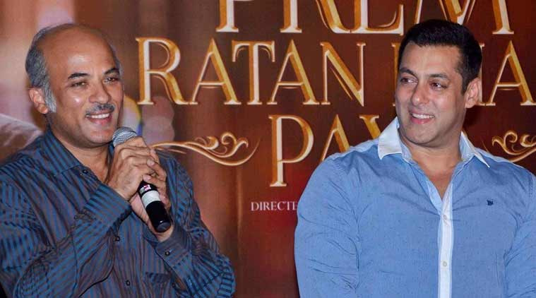 Sooraj Barjatya reveals Salman Khan has liked the idea of his next film I am writing will be done in a year