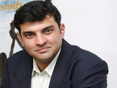 Siddharth Roy Kapur, the President of Film and Television Producers Guild of India