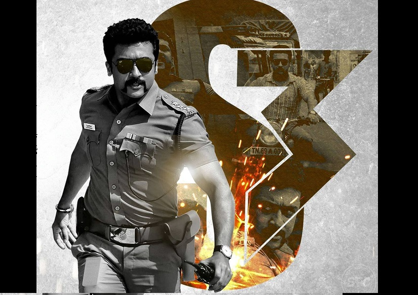 Suriya talks Si3 release playing Durai Singam and when hell work with Jyothika
