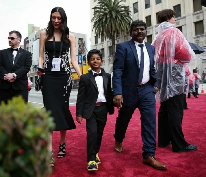 Sunny Pawar's winning appearance at the Oscars 2017: How the Lion child star got his big break