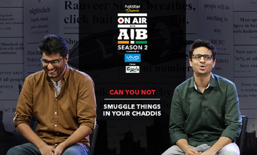 On Air With AIB. Image from Facebook