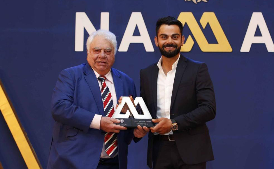 The BCCI Annual awards