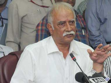 File image of Ashok Gajapathi Raju. Courtesy: Press Information Bureau