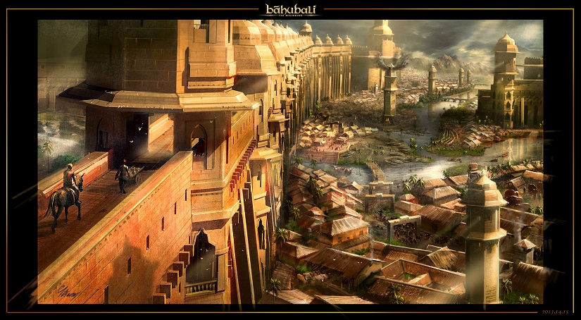 Baahubali The Conclusion trailer doesnt show even 5 percent of whats in film Concept artist