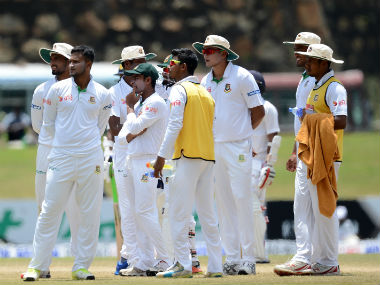 Bangladesh have won just five of the 99 Tests that they have played since making their debut in 2000. AFP