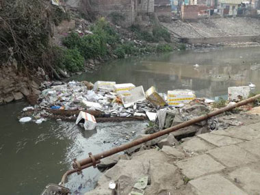 World Water Day Ganga river gets an Intach hope to free itself from being awash in trash