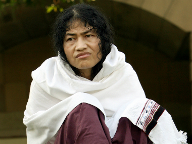 Manipur Election 2017 On last day of campaigning Irom Sharmila goes doortodoor in Thoubal
