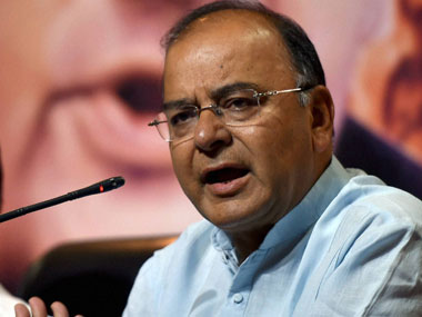 Goa crisis: Arun Jaitley defends BJP, says governor could not have invited 17 Congress MLAs to form govt