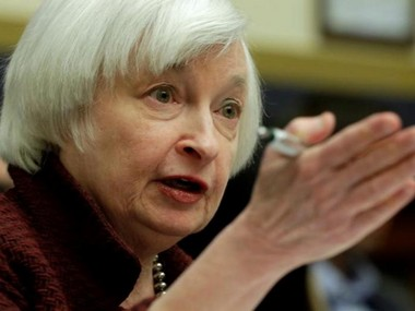Federal Reserve Chair Janet Yellen . Reuters