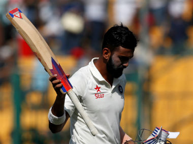 KL Rahul scored six half-centuries in seven innings in the recently-concluded India-Australia Test series. Reuters