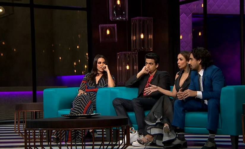 Koffee With Karan season finale with Malaika Ayan Rohan and Neha was hilarious