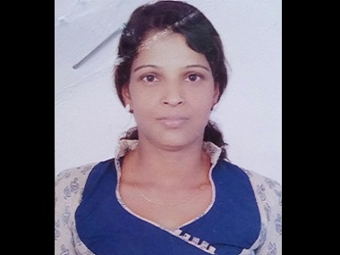 Kavita went missing in Saudi Arabia. She finally returned to India in February 2017.