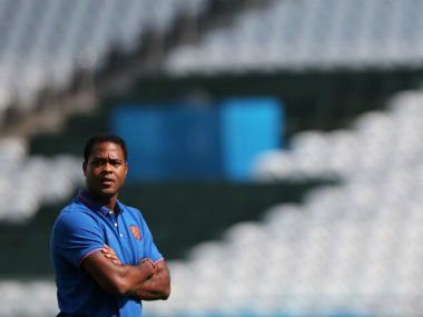 File photo of Patrick Kluivert. Getty Images