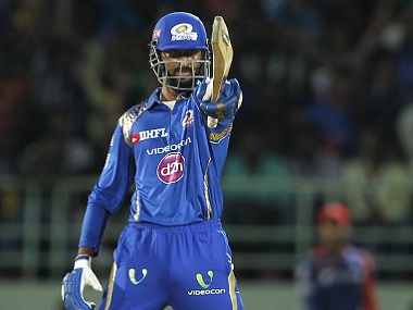 Krunal Pandya was retained by Mumbai Indians after payng a huge sum of money. Sportzpics