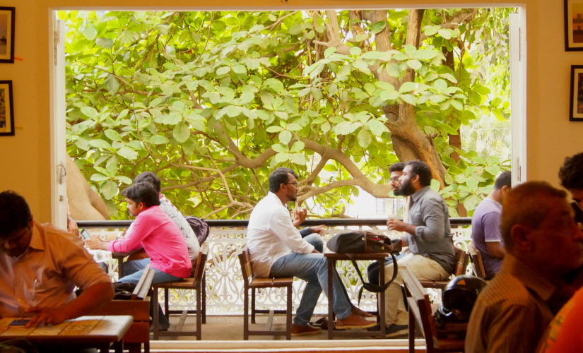 Lamakaan is a space that gives a voice to alt politics. Image Courtesy: Akshay Kokala/Lamakaan
