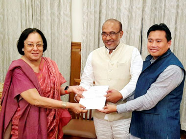 Manipur: Biren Singh's Cabinet may end up as a collage of coalition with too little space for BJP ministers