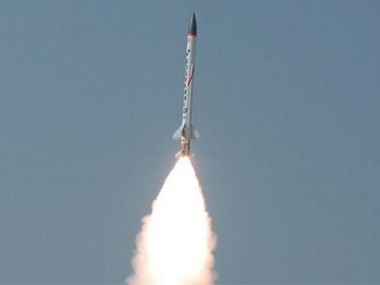 AAD Launch. Image courtesy: Frontier India Defence and Strategic News Service (FIDSNS)