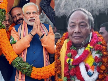 Manipur Election Result 2017: As NPF pledges not to support Congress, BJP is in position to snap up backers