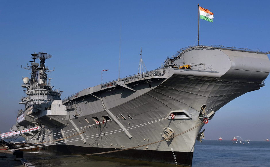 INS Viraat decommissioned: World's oldest serving aircraft carrier sails into pages of history