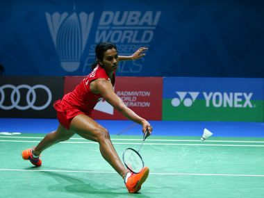 File picture of PV Sindhu. Getty Images