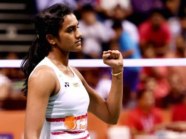 Olympic silver medallist PV Sindhu assumes office as deputy collector in Andhra Pradesh