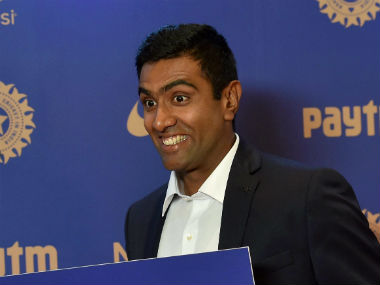 Ravichandran Ashwin chose to see the funny side in the Brad Hodge-Virat Kohli controversy. PTI