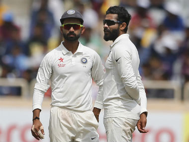 Ravindra Jadeja probably would have used up all the reviews in the first two deliveries itself. AP
