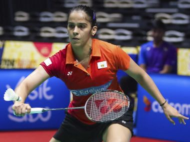 Saina Nehwal beat Chinese Taipei's in her opening clash of the India Open 2017. AP