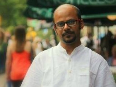 Bengali poet Srijato Bandopadhyay courts trouble for poem against Yogi Adityanath