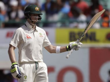 Steve Smith additionally apologised for his losing grip on his emotions. AP