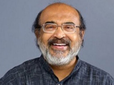 Kerala Finance Minister Thomas Isaac. Image from Isaac's Twitter profile