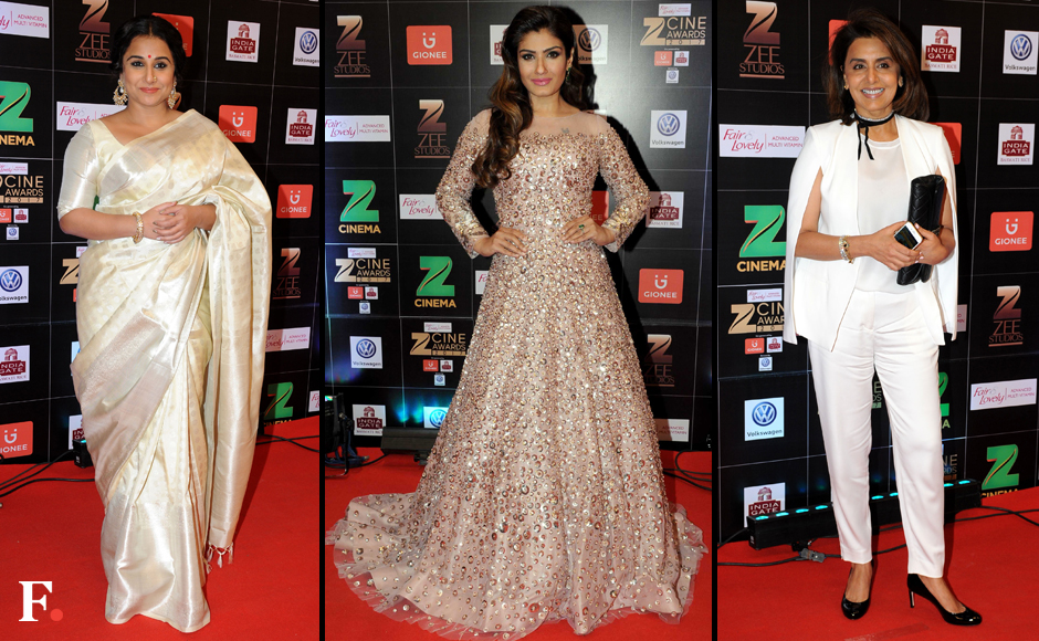 Zee Cine Awards 2017: Stars descend on red carpet at Mumbai event