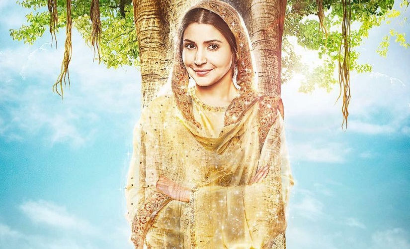 Anushka Sharma. Image from Phillauri - Facebook