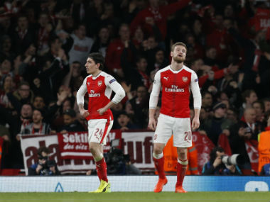Arsenal would want to get over a run of poor form of late. AFP