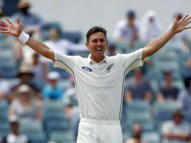 File photo of Trent Boult. Reuters